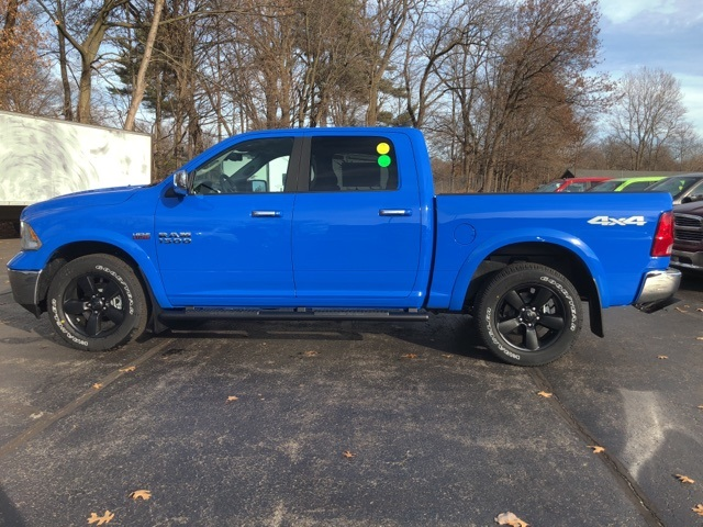 2018 Ram 1500 Crew Cab 4x4, Pickup #18063 - photo 3