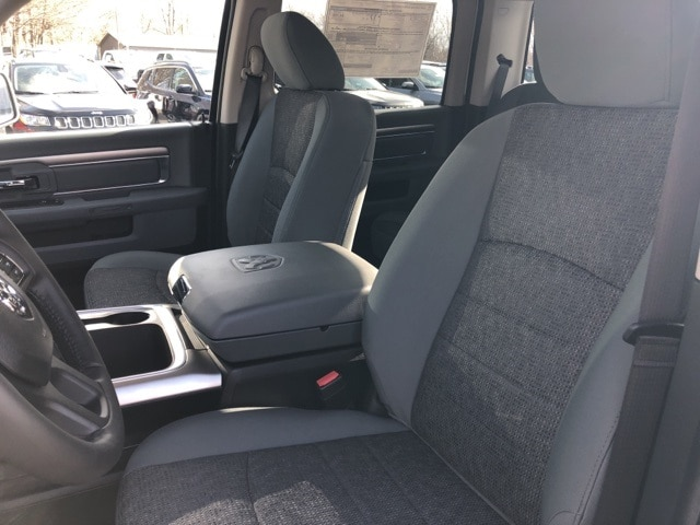 2018 Ram 1500 Crew Cab 4x4, Pickup #18136 - photo 22