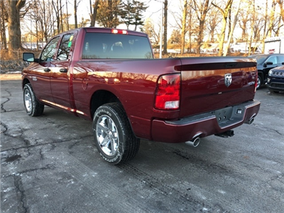 2018 Ram 1500 Quad Cab 4x4, Pickup #18138 - photo 2