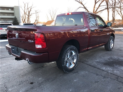 2018 Ram 1500 Quad Cab 4x4, Pickup #18138 - photo 5