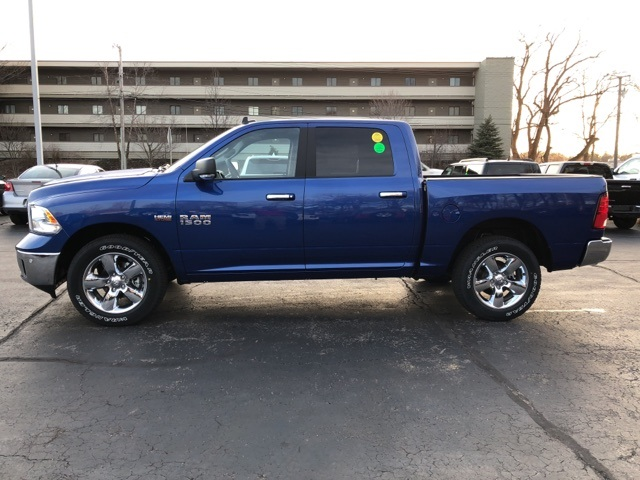2018 Ram 1500 Crew Cab 4x4, Pickup #18149 - photo 3