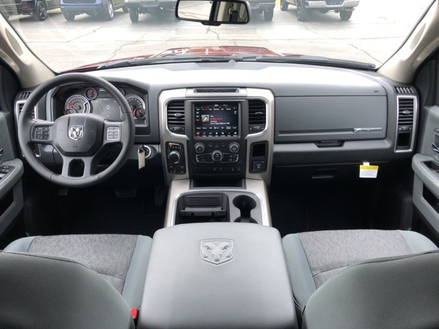 2018 Ram 1500 Crew Cab 4x4, Pickup #18190 - photo 16