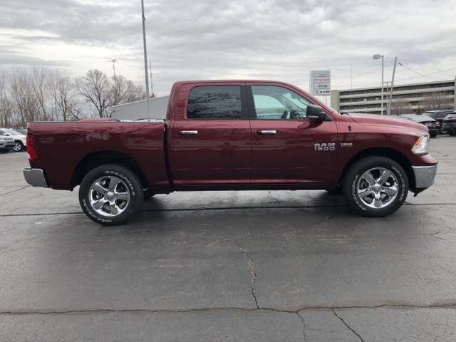 2018 Ram 1500 Crew Cab 4x4, Pickup #18190 - photo 6