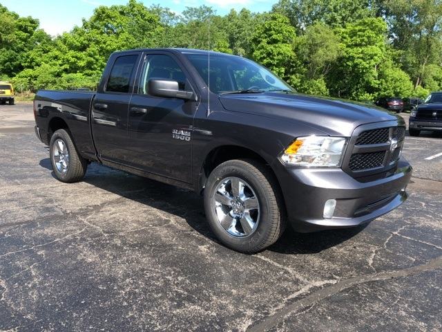 2018 Ram 1500 Quad Cab 4x4,  Pickup #18250 - photo 7