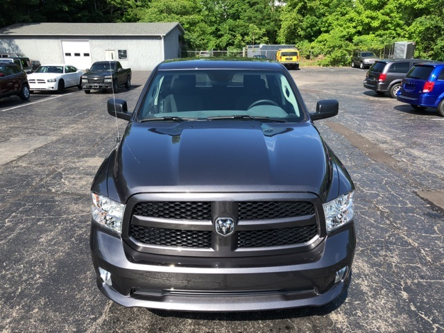 2018 Ram 1500 Quad Cab 4x4,  Pickup #18250 - photo 9