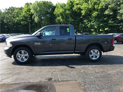 2018 Ram 1500 Quad Cab 4x4,  Pickup #18250 - photo 3