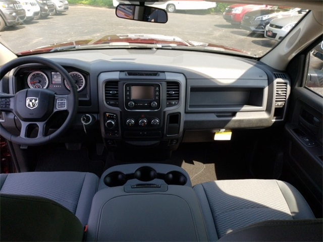 2018 Ram 1500 Quad Cab 4x4,  Pickup #18263 - photo 12