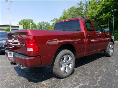 2018 Ram 1500 Quad Cab 4x4,  Pickup #18263 - photo 5
