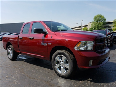 2018 Ram 1500 Quad Cab 4x4,  Pickup #18263 - photo 7