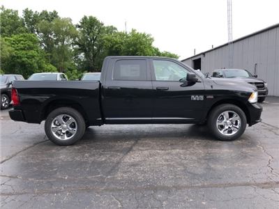 2018 Ram 1500 Crew Cab 4x4,  Pickup #18267 - photo 6