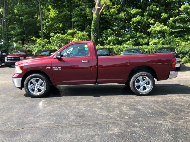 2018 Ram 1500 Regular Cab 4x4,  Pickup #18310 - photo 3