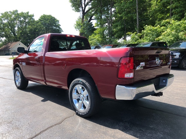 2018 Ram 1500 Regular Cab 4x4,  Pickup #18310 - photo 2