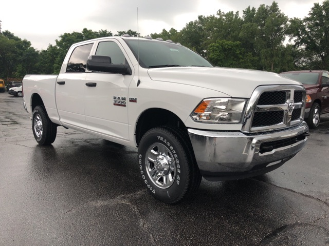 2018 Ram 3500 Crew Cab 4x4,  Pickup #18317 - photo 8