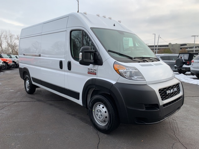 2019 ProMaster 2500 High Roof FWD,  Empty Cargo Van #19090 - photo 8