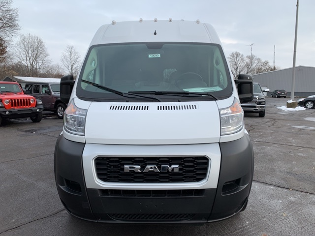 2019 ProMaster 2500 High Roof FWD,  Empty Cargo Van #19090 - photo 9