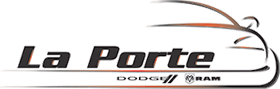 La Porte Chrysler Dodge Jeep Ram logo