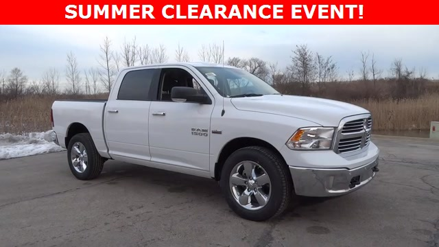 2017 Ram 1500 Crew Cab 4x4 Pickup #D170290 - photo 3