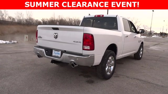 2017 Ram 1500 Crew Cab 4x4 Pickup #D170290 - photo 14