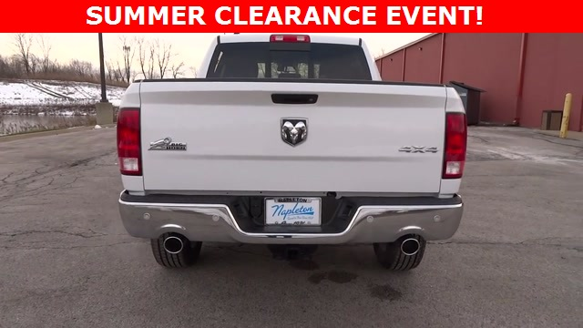 2017 Ram 1500 Crew Cab 4x4 Pickup #D170290 - photo 15