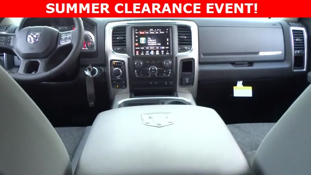 2017 Ram 1500 Crew Cab 4x4 Pickup #D170290 - photo 20