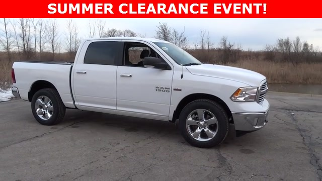 2017 Ram 1500 Crew Cab 4x4 Pickup #D170290 - photo 4
