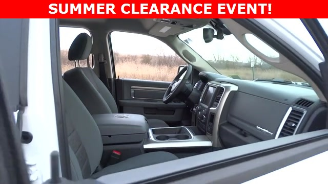 2017 Ram 1500 Crew Cab 4x4 Pickup #D170290 - photo 7