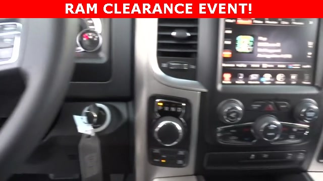 2017 Ram 1500 Crew Cab 4x4 Pickup #D170290 - photo 28