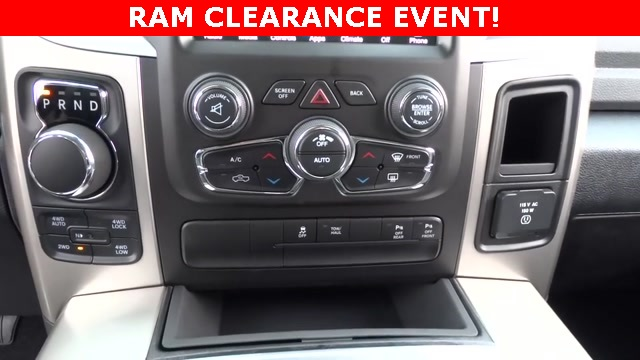 2017 Ram 1500 Crew Cab 4x4 Pickup #D170290 - photo 32