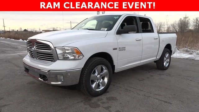 2017 Ram 1500 Crew Cab 4x4 Pickup #D170290 - photo 1