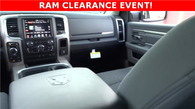 2017 Ram 1500 Crew Cab 4x4 Pickup #D170290 - photo 21