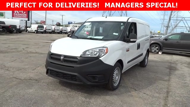 2017 ProMaster City Cargo Van #D170532 - photo 1