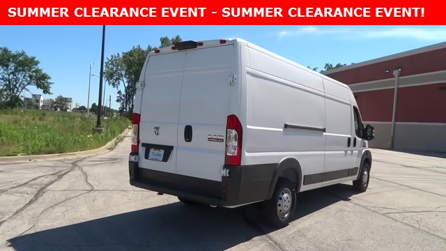 2017 ProMaster 3500 High Roof Van Upfit #D170652 - photo 17