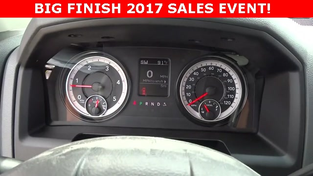 2017 Ram 2500 Crew Cab 4x4 Pickup #D170979 - photo 27
