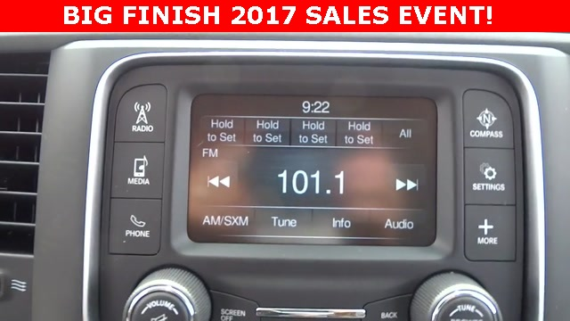2017 Ram 2500 Crew Cab 4x4 Pickup #D170979 - photo 29