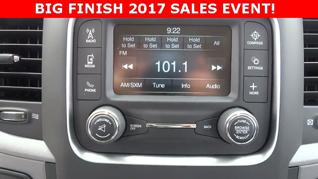 2017 Ram 2500 Crew Cab 4x4 Pickup #D170979 - photo 31