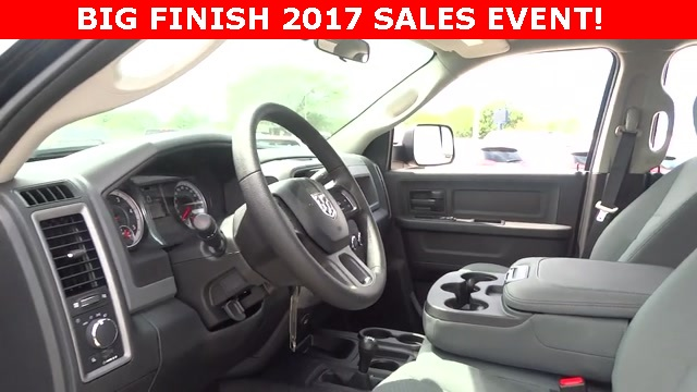 2017 Ram 2500 Crew Cab 4x4 Pickup #D170979 - photo 35