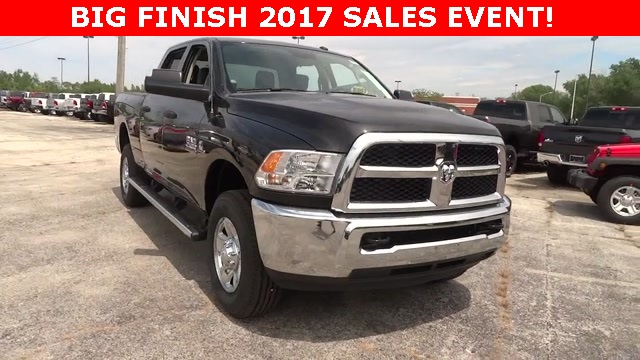 2017 Ram 2500 Crew Cab 4x4 Pickup #D170979 - photo 40