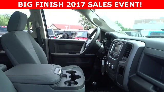2017 Ram 2500 Crew Cab 4x4 Pickup #D170979 - photo 7
