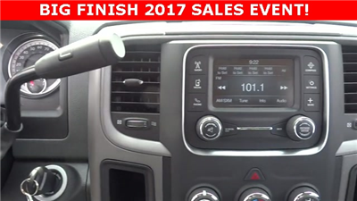 2017 Ram 2500 Crew Cab 4x4 Pickup #D170979 - photo 28