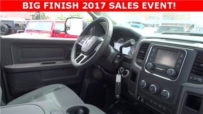 2017 Ram 2500 Crew Cab 4x4 Pickup #D170979 - photo 10