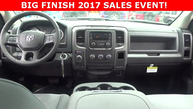 2017 Ram 1500 Quad Cab 4x4 Pickup #D171037 - photo 21