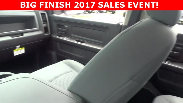 2017 Ram 1500 Quad Cab 4x4 Pickup #D171037 - photo 22