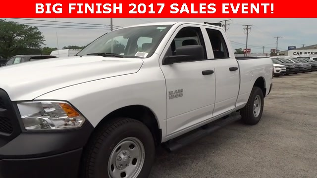 2017 Ram 1500 Quad Cab 4x4 Pickup #D171037 - photo 38