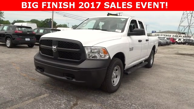 2017 Ram 1500 Quad Cab 4x4 Pickup #D171037 - photo 1