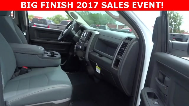 2017 Ram 1500 Quad Cab 4x4 Pickup #D171037 - photo 8