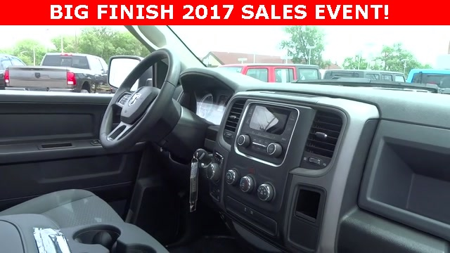 2017 Ram 1500 Quad Cab 4x4 Pickup #D171037 - photo 10