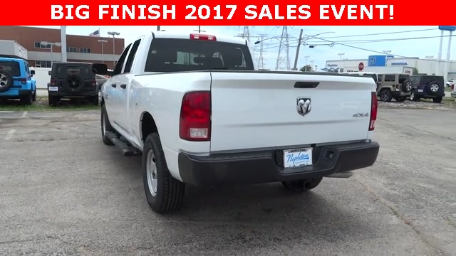2017 Ram 1500 Quad Cab 4x4 Pickup #D171037 - photo 16