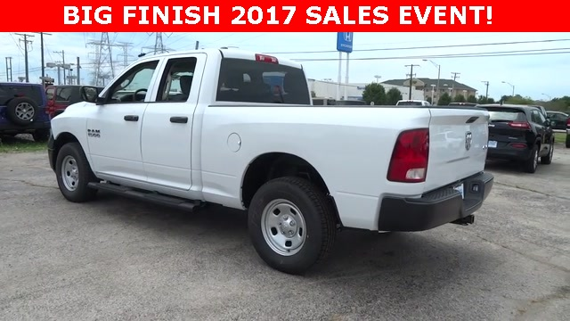 2017 Ram 1500 Quad Cab 4x4 Pickup #D171037 - photo 2