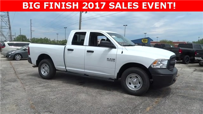 2017 Ram 1500 Quad Cab 4x4 Pickup #D171037 - photo 4