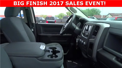 2017 Ram 1500 Quad Cab 4x4 Pickup #D171037 - photo 7